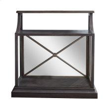 Chelsea Occasional Table with Antique Mirror