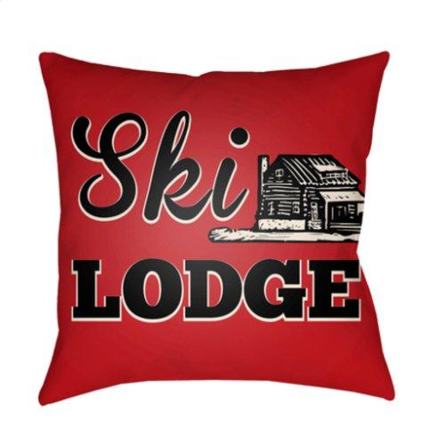 "Lodge Cabin LGCB-2041 20"" x 20"""