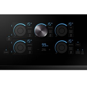 """Samsung36"""" Induction Chef Collection Cooktop"""