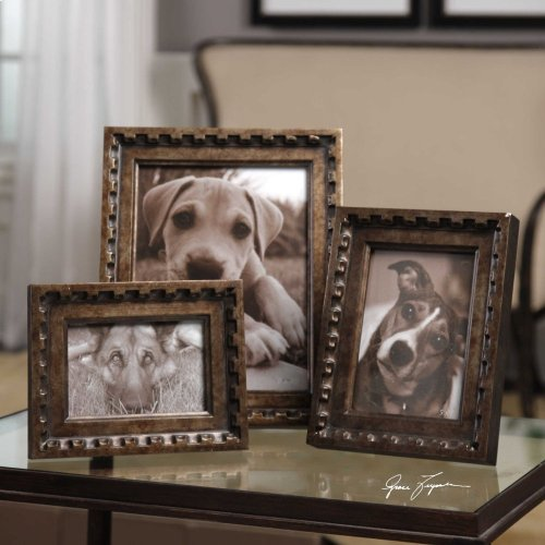 Kalya Photo Frames, S/3