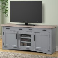 Americana Modern Dove 63 in. TV Console Product Image