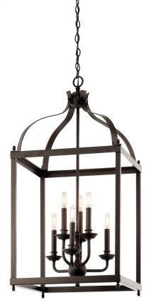 Larkin 6 Light Foyer Pendant Olde Bronze®