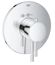 GrohFlex Essence Single Function Thermostatic Trim with Control Module
