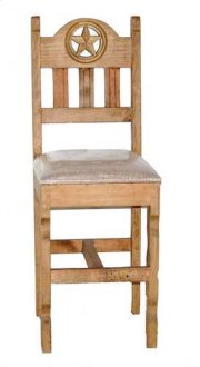 """Barstool 26""""open Star Padded Product Image"""