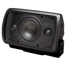 Black, Indoor/Outdoor Stereo Input Loudspeaker; 5-in. 2-Way-Black OS5.3Si - Black