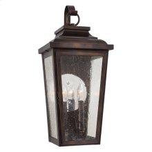 Irvington Manor - 2 Light Pocket Lantern
