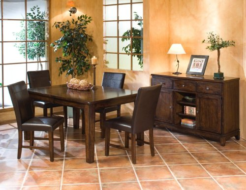 Dining - Kona Butterfly Leaf Dining Table