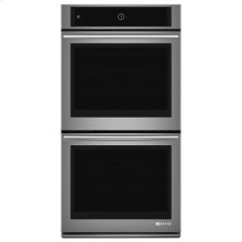 "Euro-Style 27"" Double Wall Oven with MultiMode® Convection System"