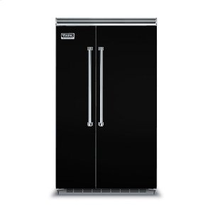 "Viking48"" Side-by-Side Refrigerator/Freezer"