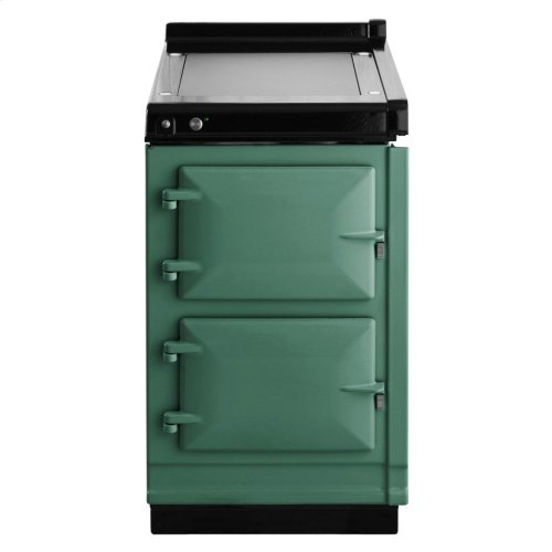 Black AGA Hotcupboards with Warming Plate