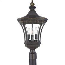 Devon Outdoor Lantern in null