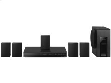 Home Theater System with 5.1 Channel Surround Sound & 1080p Up-Convert - SC-XH105