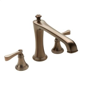 Roman Tub Faucet Summit (series 11) Bronze