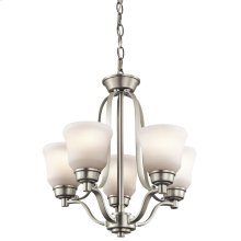 Langford Collection Chandelier 5Lt