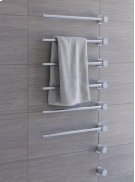 Towel warmer - electric 120V - Grey Product Image