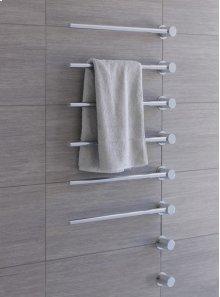 Towel warmer - electric 120V - Grey