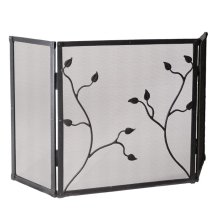Eden Isle Fire Screen- Triple Panel
