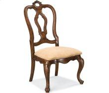 San Martino Side Chair (Dark Rustico)