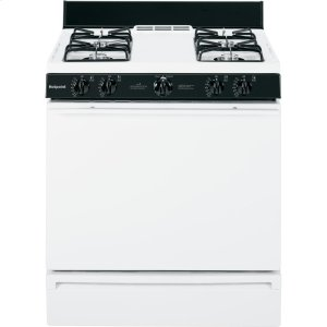 "Hotpoint Hotpoint® 30"" Free-Standing Gas Range"