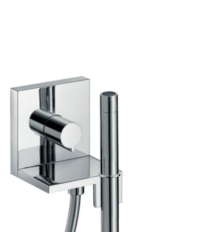Chrome ShowerCollection Handshower Module Trim Product Image