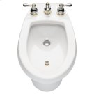 Cadet Bidet  Deck-Mounted Fittings  American Standard - White Product Image