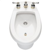 Cadet Bidet  Deck-Mounted Fittings  American Standard - White