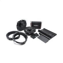 Harley-Davidson® Street Glide® and Road Glide® Front Audio Kit (1998-2013)