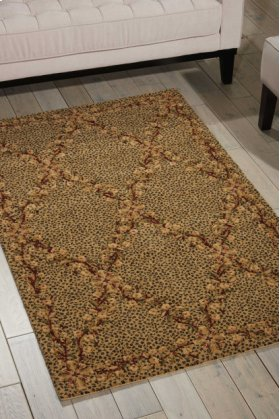 Vallencierre Va89 Multicolor Rectangle Rug 5'3'' X 8'3''