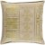 "Additional Jizera JIZ-002 22"" x 22"" Pillow Shell with Polyester Insert"