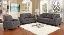 Jordan Sofa, Love, Chair & Chofa, SWU2622