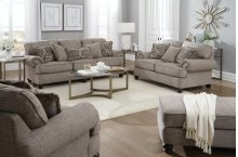 444703  Sofa, Loveseat and Recliner - Freemont
