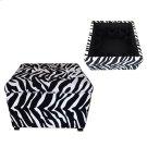 Safari Zebra Pattern Product Image