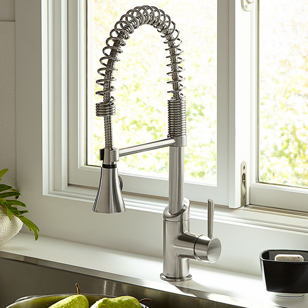 Hidden · Additional Fresno Culinary Kitchen Faucet   Ultra Steel