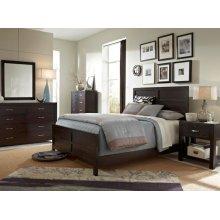 Primo Vista Panel Bed, Queen