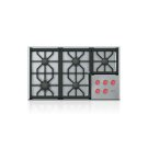 """36"""" Professional Gas Cooktop - 5 Burners Product Image"""