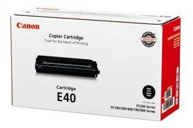 Canon E40 Black Cartridge E40 Black Cartridge
