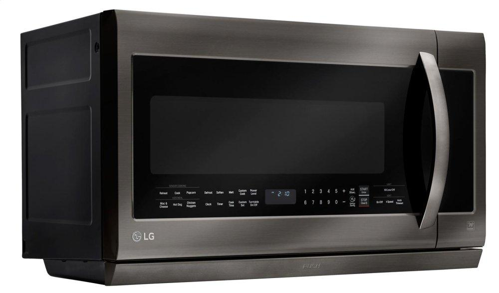 2.2 cu. ft. Over-the-Range Microwave Oven with EasyClean® Photo #5