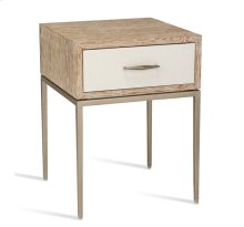 Corinna Bedside Table - White