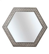 Geode Citrine Mirror Product Image