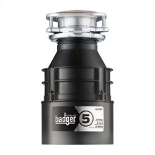 Badger 5 Garbage Disposal, 1/2 HP