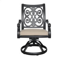 Versailles Dining - Swivel Rocker Chair Sunbrella (2/ctn)