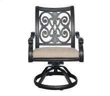 Versailles Dining - Swivel Rocker Chair Sunbrella (2/ctn)