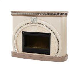 Overture Fireplace Cristal