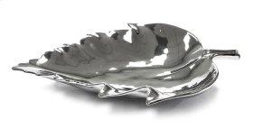 Silver Leaf Tray