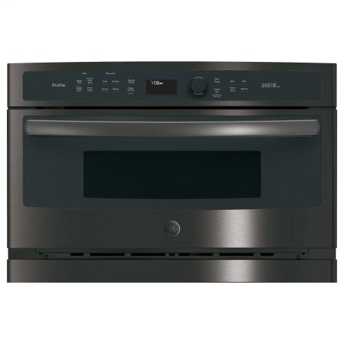 GE Profile™ 30 in. Single Wall Oven with Advantium® Technology