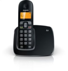 Philips BeNear Cordless phone CD1901B 1000-series Black