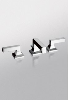 Brushed Nickel Lloyd® Widespread Lavatory Faucet