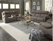 Power Headrest Loveseat w/ Console Product Image