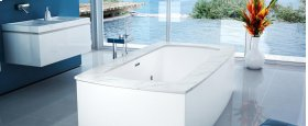 Monarch Grand Luxury 7338C - Curved 4 Sides