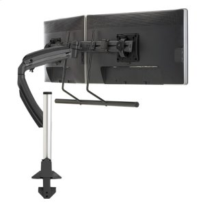 Chief ManufacturingKontour K1C Dynamic Column Mount, Dual Monitor Array
